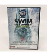 SWIM LIKE A CHAMPION Video Series (DVD, 2014, 5-Disc Set) Olympic Swimme... - $23.36