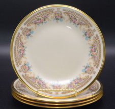 "Lenox Versailles * 4 DESSERT PLATES * 7 1/8"", Used Once - Excellent! - $99.99"