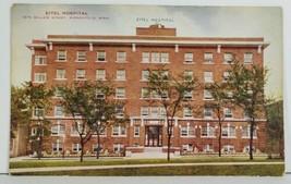 Eitel Hospital Minneapolis Minnesota Postcard P4 - $8.95