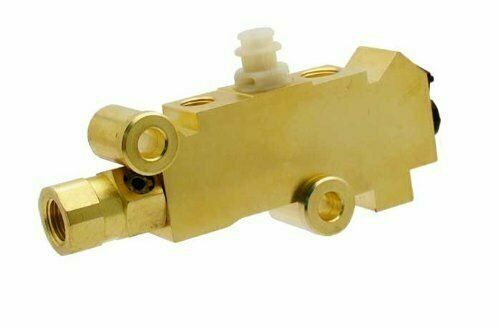 PV2-GM Disc/Drum Proportioning Valve - Brass
