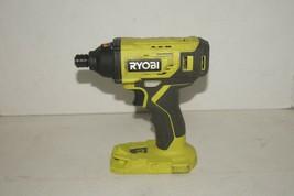 Ryobi One + 18V 1/4 In. Impact Driver P235A Used U76 - $36.62