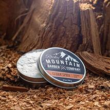 Shaving Soap - Traditional 100% Natural Cedar Spice Shave Soap - Long Lasting 3. image 5