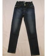 Cat and & Jack Super Skinny Stretch  Jeans  Girls Size 8  W 20 I 24 R 6.5 - $10.39