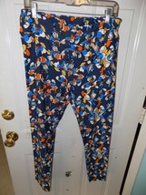 LuLaRoe Leggings 2017 Disney Collection Donald Duck TC Tall & Curvy NWOT - $35.20