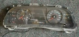 2005 FORD SUPER DUTY F550 AUTOMATIC DIESEL INSTRUMENT CLUSTER - $296.95