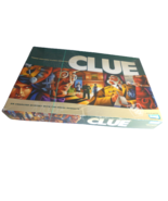 Clue 2005 Edition Classic Detective Board Game by Parker Brothers pre-owned - $14.80