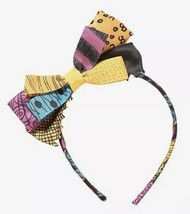 Disney The Nightmare Before Christmas Sally Bow Headband Cosplay Halloween - $18.31