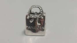 PANDORA BAG Charm Sterling Silver Comes With Little Gift Bag 791184 - $39.59