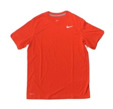 Nike Legend Training Tee Youth Boy's M Burnt Orange Short Sleeve Shirt  ... - $22.76