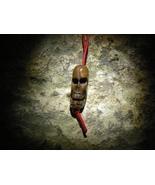Amulet of Kali Ancient SACRED KAPALA HUMAN SKULL old shmashana adhipati ... - $222.00