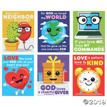 God's Love Poster Set - $14.37