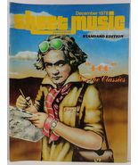 Sheet Music Magazine December 1978 Standard Edition - $3.99