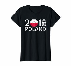 Special shirts - Poland National Flag 2018 Jersey Soccer Gift Fan Tshirt Wowen - $19.95+
