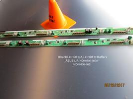 Hitachi 42HDT52A / 42HDF39 Buffers ABUS-L/R ND60300-0030 - ND60300-0031 - $20.57