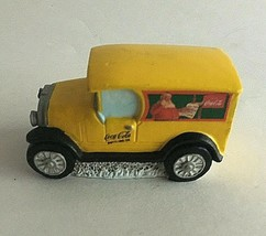 """Vintage Coca-Cola Advertising Truck Model By Town Square 1992  3"""" X 1"""" X... - $9.31"""