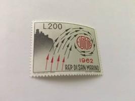 San Marino Europa 1962 mnh #1   stamps - $1.50