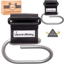 Baby Stroller Hooks   Extra Security   UpwardBaby 2 Pack Universal Large Heavy D