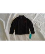 Gen2 Kids Boy Alabama Long Sleeve Zip-up Cozy Black Sweatshirt Size M(5/-6) - $32.73