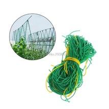 Garden Green Nylon Trellis Netting Support Climbing Bean Plant Nets Grow... - $5.49