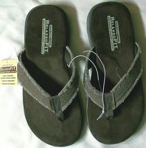 Skechers Relaxed Fit Memory Foam Men's Bosnia Thong Sandal Flip Flop Sz ... - $28.13