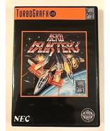 Aero Blasters - Turbo Grafx 16 - Replacement Case - No Game - $7.91