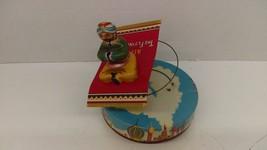 Vintage 1950's Ali And The Flying Carpet Tin Wind-Up By KO (Yoshiya) HTF... - $575.36