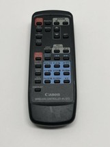 Genuine Canon WL-D73 Wireless Remote Controller for GL1 Camcorder Tested OEM - $11.83