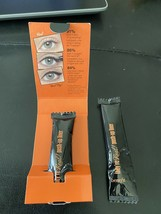 Lot of 2 Benefit They're Real Mascara & Push-Up Liner in Black Travel Size NEW - $14.00
