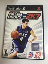 College Hoops 2K7 Playstation 3 PS3 Video Game New Sealed - $11.95