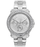 Juicy Couture Watch, Women's Pedigree Stainless Steel Bracelet 38mm 1901... - $89.95