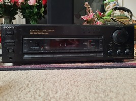 Sony STR-D615 Receiver Dolby Surround (see video !!) - $45.00