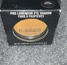 MAC Pro Longwear Eye Shadow Sunny Outlook New in Box - $21.84