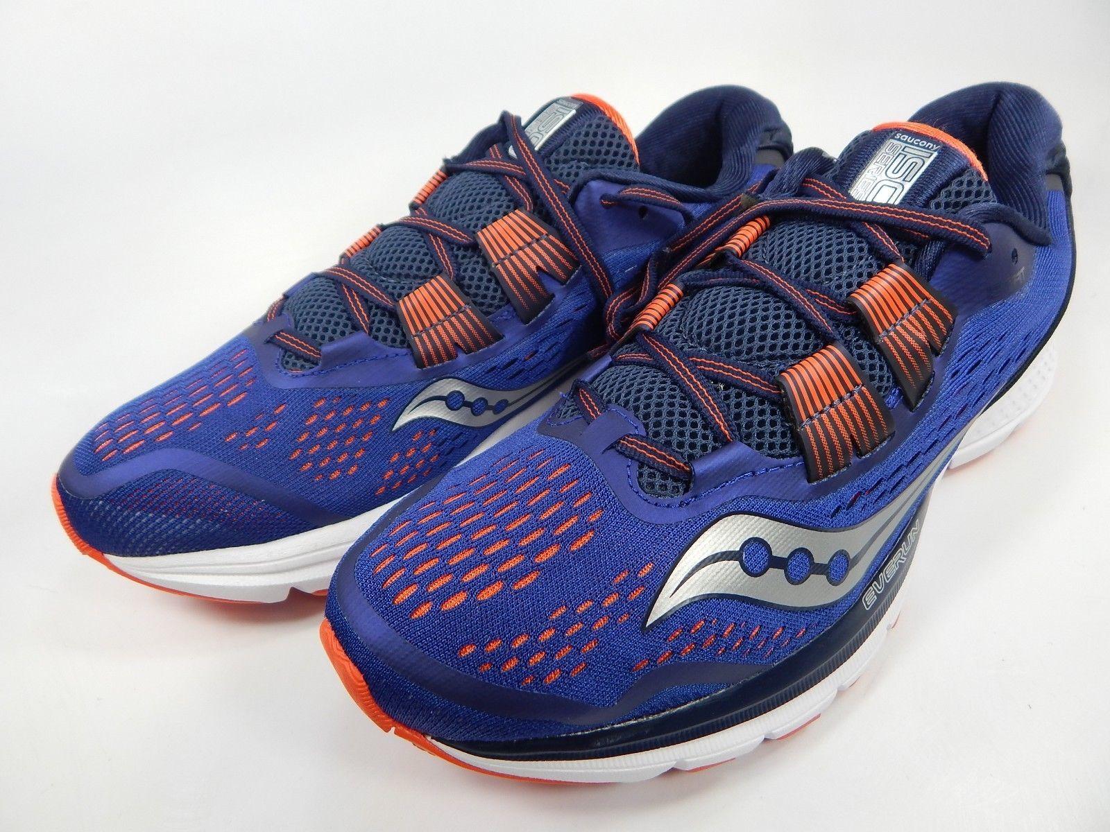 Saucony Zealot ISO 3 Men's Running Shoes Size US 9 M (D) EU 42.5 Blue S20369-2