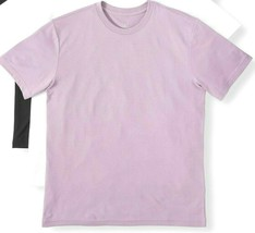 George Men's Crew Neck Tee Shirt X-Large 40-42 Lavender Moisture Wicking... - $10.39