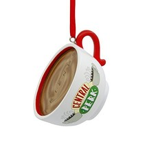 Hallmark Christmas Ornament Friends Central Perk, Friends, Friends - $18.69
