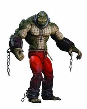 DC Direct Batman Arkham City Killer Croc Deluxe Action Figure - $322.58