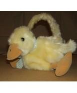 Generic Easter Basket Baby Duck 10in x 9in x 9in DB1234 * Fabric Wicker - $14.93