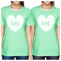 Bff Hearts BFF Matching Mint Shirts - $30.99+
