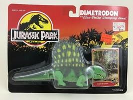 "Dimetrodon Jurassic Park 8"" Dinosaur Figure Kenner Original 90s Limited ... - $64.99"