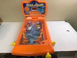 MINDSCOPE ELECTRONIC TOY PINBALL MACHINE OCEAN AQUATIC THEME PRE-OWNED #... - $10.69
