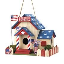 Birdhouse - Patriotic - $17.95