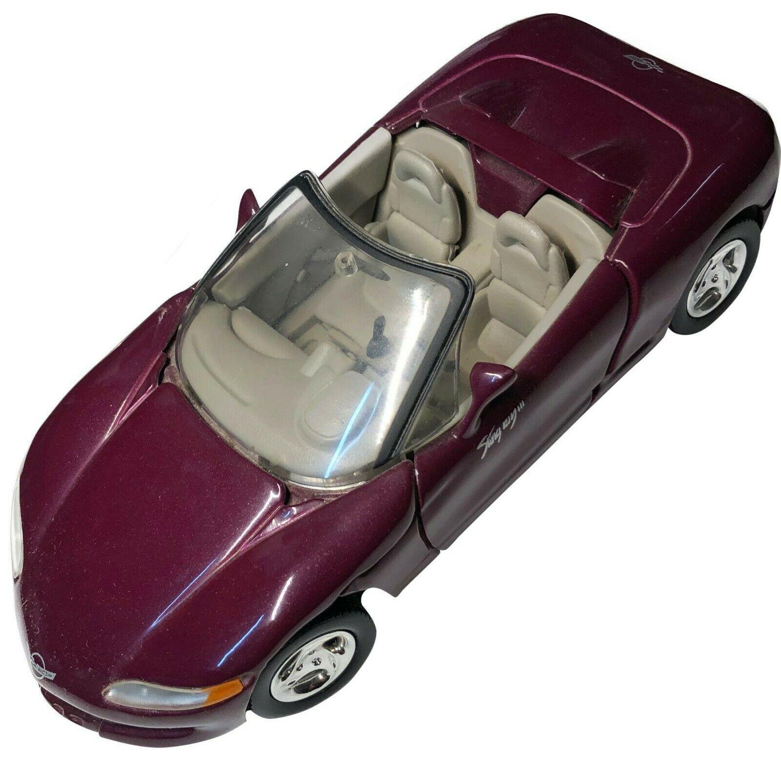 "Chevy Corvette Stingray III Die-cast Car 1:24 Motormax 8"" No. 68019 #452 - $19.99"