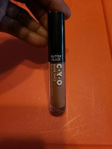 C.Y.O. Swipe Once Liquid Lip lipstick Butter Glaze Velvet Matte Dusk Til... - $4.95