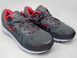 Saucony Echelon 6 Size US 10 M (B) EU 42 Women's Running Shoes Gray S10384-1