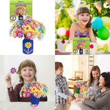 3 Bees  Me Flower Crafts Kit For Kids Age 4 To 12 - Fun Diy Craft Kit Fo... - $18.99