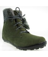 COLUMBIA POWDER SUMMIT SHORTY WOOL WOMEN'S OLIVE WATERPROOF BOOTS, #YL53... - $59.49