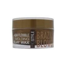 Brazilian Blowout Acai Flexible Molding Clay Hair Wax 2 oz - $21.40