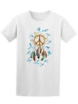 Dream Catcher With Blue Birds Men's Tee -Image by Shutterstock - $12.86+