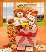 A Touch of Get Well Soon Sunshine Care Package - $54.99