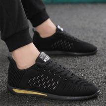 Soft Shoes Fitness Run Breathable Sole Sneakers Anti Sports Comfortable Free Men xw8PXP